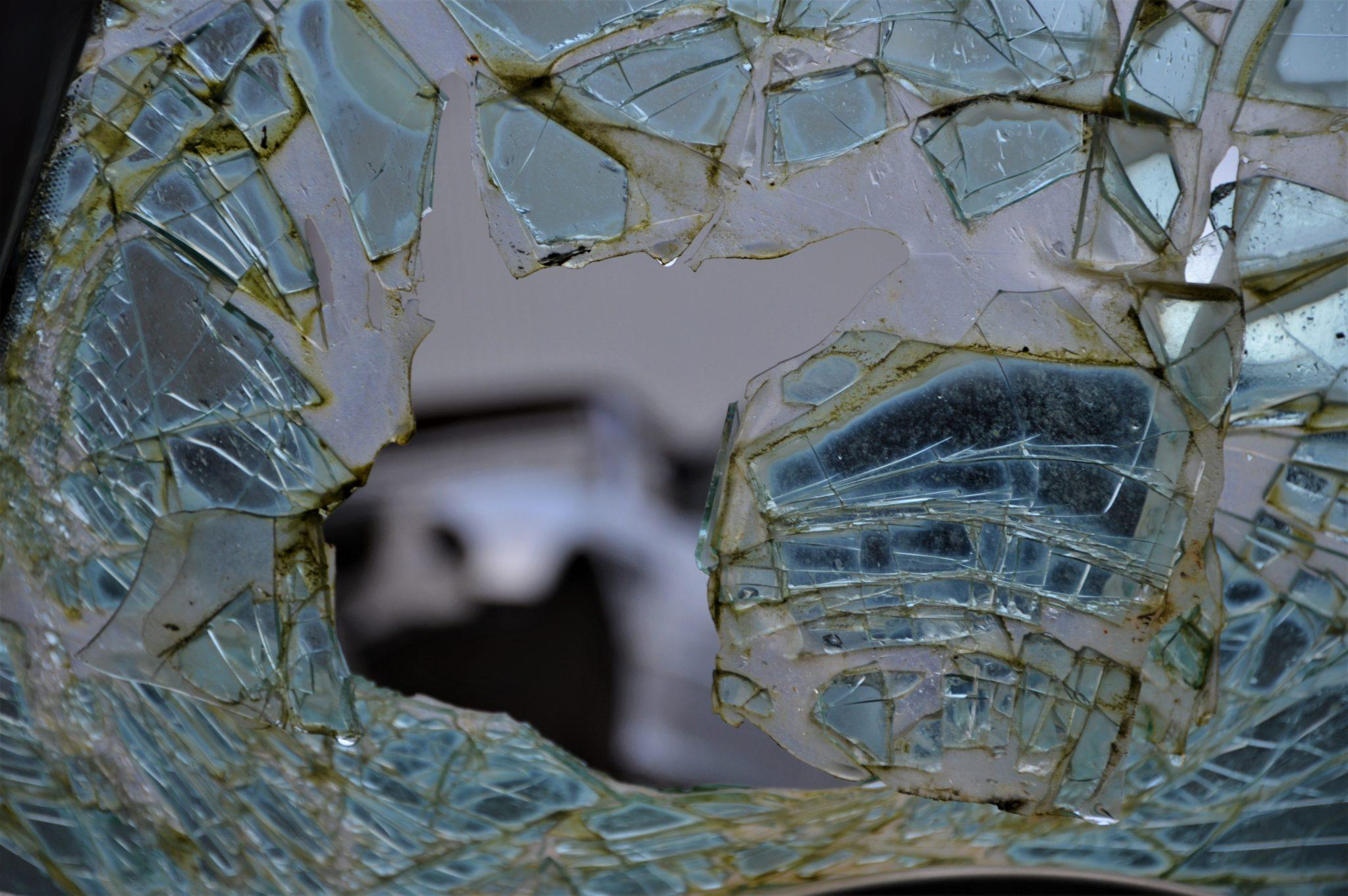 Autosloperij ruitschade